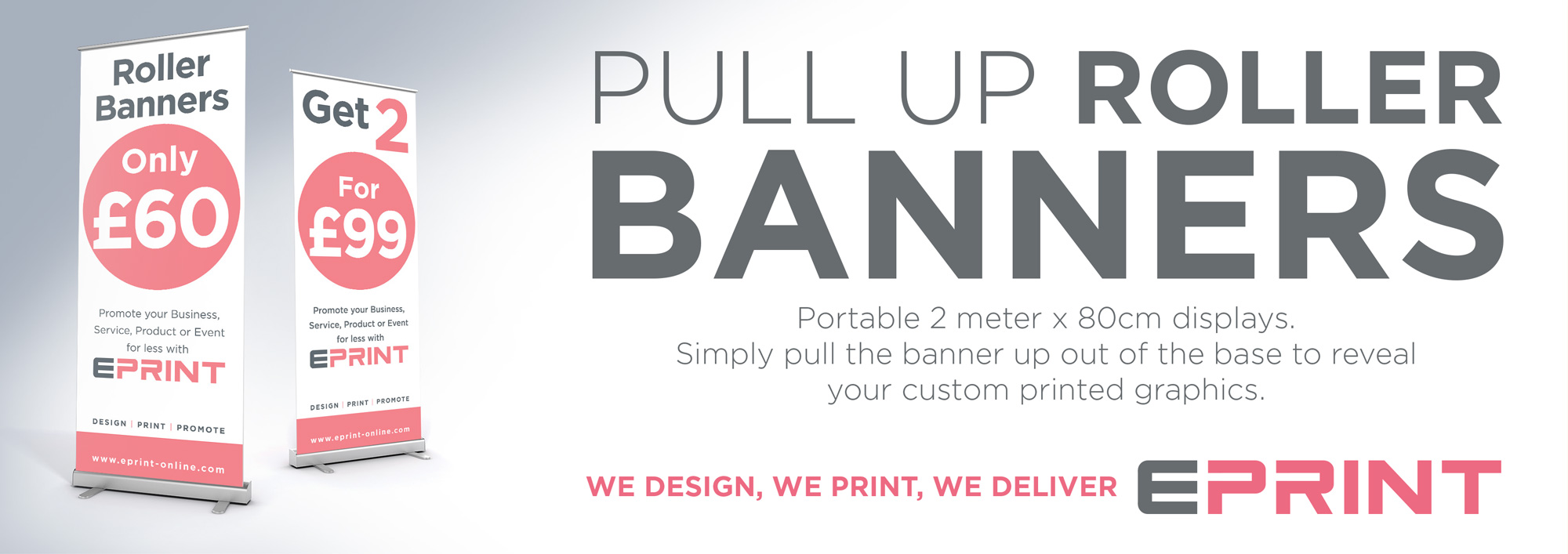 Eprint Roller Banners ull Up Banners